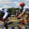 Doping clouds hang over the most exciting Tour de France in years