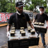 Sydney restaurants providing free meals for people impacted by the crisis