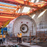 Metro Tunnel builders in emergency legal talks after machines halted