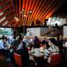 Restaurant, pub trade rebounds as Australians dine out in droves