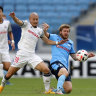 Youthful Sydney FC sign off ACL campaign with Yokohama draw