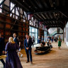 After a long wait and budget blow-out, Walsh Bay Arts Precinct opens for business