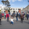 Anger in Prahran at minister's approval of 'big, bulky' aged care home