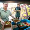 Restaurant test drives dishes to see how fare fares on a delivery trip