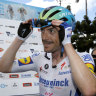 'Workhorse' Devenyns takes the limelight in Cadel Evans road race