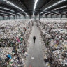 What a mess: Australia's recycling crisis