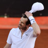 Murray set to skip French Open and prepare for grasscourt season