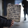 How easy it is to become homeless