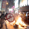 A message to Hong Kong's protesters: there's only one way you can win