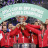 Davis Cup upheaval to make 'phenomenal difference' to tennis' bottom line