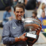 King of clay: Nadal beats Thiem to claim 12th French Open title