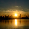 Melbourne sleeps through warmest September night in 18 years