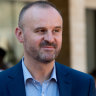 Andrew Barr rejects theories he was involved in Dickson land swap