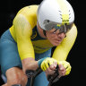 'That was my job and I did it good': Roglic wins time trial as Dennis settles for bronze