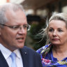 Scott Morrison looks to promote two women to his new ministry