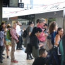Sydney train chaos after mechanical failure at Central Station