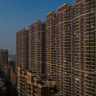 'Biggest grey rhino': China's property market is weighing on the world