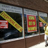 US retail bloodshed has echoes of the Great Depression