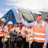 Melbourne's new trains being built in China by blacklisted Belt and Road firm