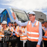 Victoria continued to use Uighur-linked firm to avoid delays on $2.4b rail project