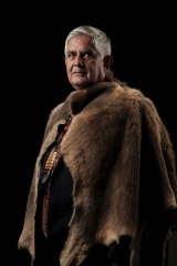 Minister for Indigenous Australians Ken Wyatt is the first Aboriginal person to be a cabinet minister in a federal government.
