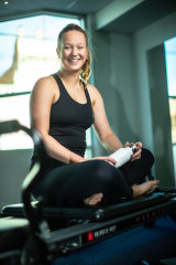 Pilates and fitness instructor Sophie Patient.