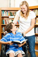 More needs to be done to bring full educational opportunities to students with disabilities.