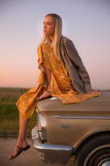 Spring fashion. Styled by Jam Baylon.