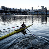 Rower Jacob White raised concerns about the plans.