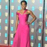 Regina King at the British Academy of Film and Television Arts Awards.