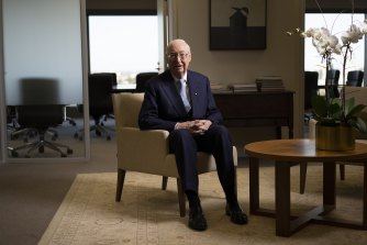 Charles Good outlined four risks to investors