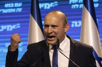 Right-wing politician Naftali Bennett is set to take over from Benjamin Netanyahu as Israeli prime minister.