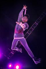 Flying high: Tania Cervantes Chamorra