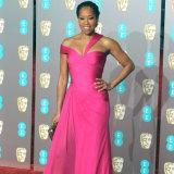 Regina King at the British Academy of Film and Television Arts Awards.