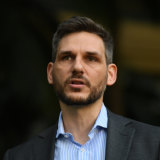 Greens MP Michael Berkman.