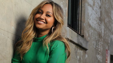 Jessica Mauboy will perform at this year's Eurovision.