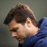 Pochettino rejects calls for Spurs overhaul; door ajar for Ozil