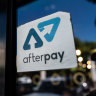 Afterpay has pushed for self-regulation of the booming sector.