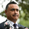 Nationals leader John Barilaro will use the party's campaign launch on Sunday to announce the $500 million policy, designed to ease the cost of living for seniors in the bush.