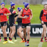 Essendon uncertain what lies ahead as a result of McKenna testing positive to COVID-19