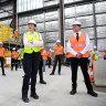 Tunnelling has begun for Brisbane's new underground railway