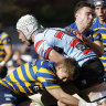 Southern Districts spark upset over depleted Sydney University outfit