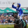 Perfect pair: Hugh Bowman and Winx