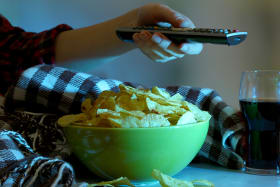 Put down the chips! How binge-watching Netflix can make you fat