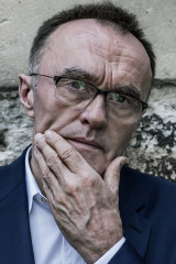Danny Boyle directed Craig as Bond for the opening of the London Olympics in 2012.