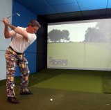 Simulators a stimulus for golf.