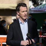 NSW Labor leader Chris Minns says the mood of locked-down voters was indisputable - they want this to be over.