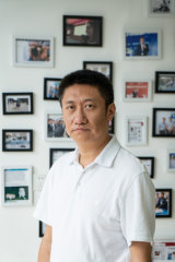 Mi Jidong, the chief executive of Sinogene.