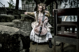 Sister Ursuline, Museum of Fleas, will be  performing at this year's Sydney Fringe Festival.
