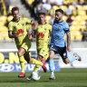 A-League to resume with Sydney v Wellington clash as Vic clubs quarantine